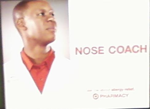 The Nose Coach