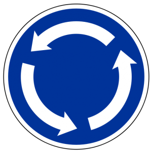 Image of a Roundabout
